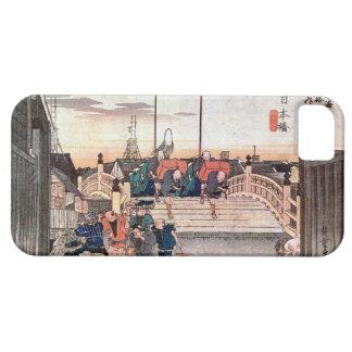 1. 日本橋, 広重 Nihonbashi, Hiroshige, Ukiyo-e iPhone 5 Cover