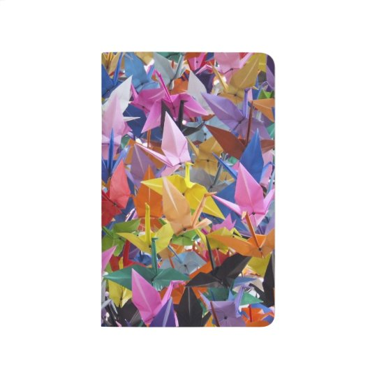 1,000 Origami Paper Cranes Photo Journal