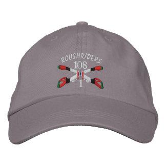 1-108th Cavalry Afghanistan Crossed Sabers Hat