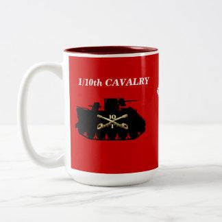1/10th Cavalry M113 ACAV Track Mug