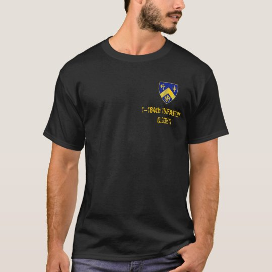 1-184th Infantry T-Shirt