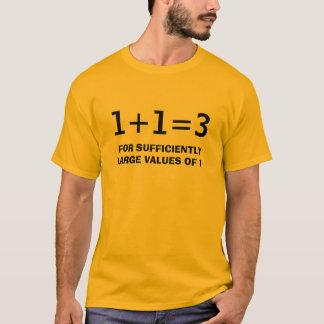 1+1=3 T-Shirt