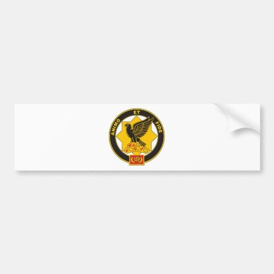 1-1 Cavalry Regiment Bumper Sticker