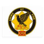 1-1 Cavalry Regiment Post Card