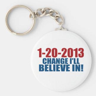 1-20-2013 Change Believe Keychain