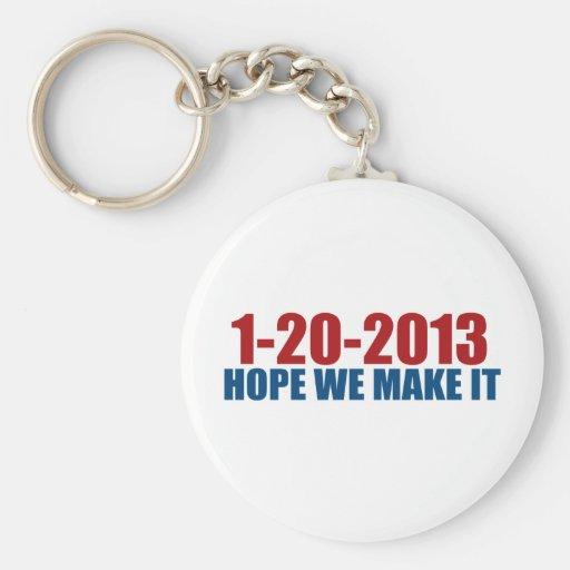1-20-2013 hope we make it key chain