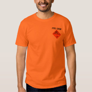 1.3G, PYRO CREW - Customized Tshirts