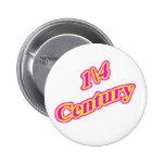 1\4 Century  Magenta Pin