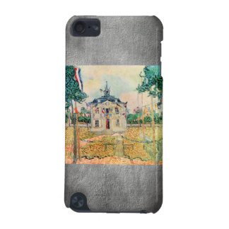 1 4 July in Auvers by Vincent Willemvan Gogh iPod Touch 5G Covers
