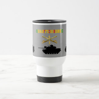 1/4th Cavalry Quarterhorse AFVs Mug