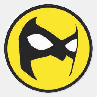 1.5 inch Masquerader Sticker (set of 20)