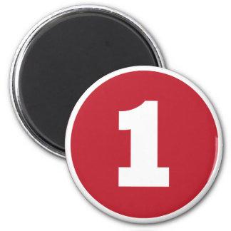 ## 1 ## 6 CM ROUND MAGNET
