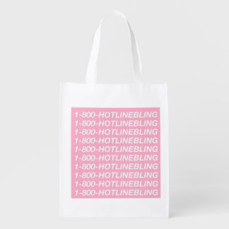 1-800-HOTLINEBLING Shopper Bag