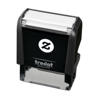 "1.8"" x 0.65"" Self Inking Stamp"