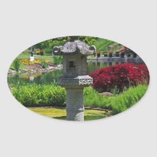 1 A Taste of Heaven.JPG Oval Sticker