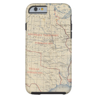 1 Accessions of territory Tough iPhone 6 Case