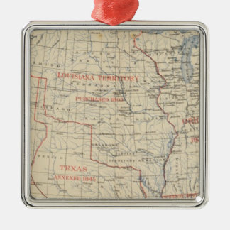 1 Accessions of territory Christmas Ornament