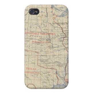 1 Accessions of territory iPhone 4 Case
