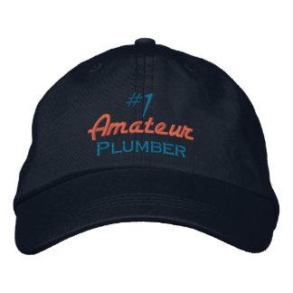 #1 Amateur Plumber Baseball Cap