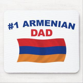 #1 Armenian Dad Mouse Pad