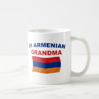 #1 Armenian Grandma Coffee Mug