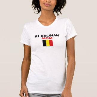 #1 Belgian Mom Tees