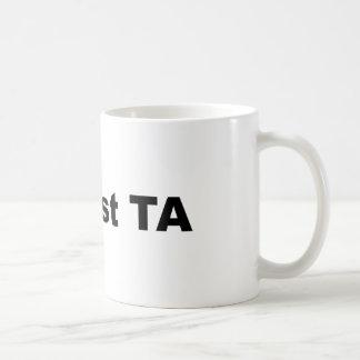 #1 Best TA Coffee Mug