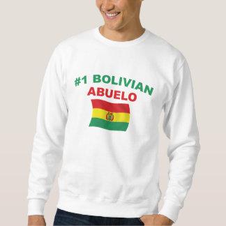 #1 Bolivian Abuelo Pullover Sweatshirts