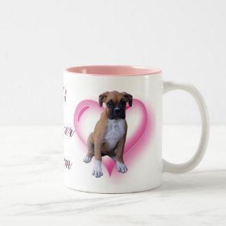 1 Boxer Mom puppy travel mug