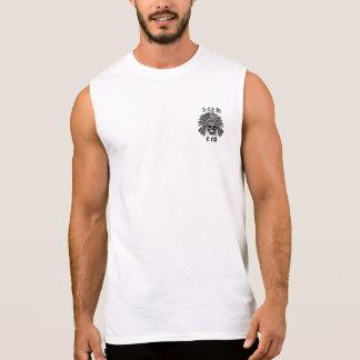 1 C CO Gym Workout Personalize Destiny Destiny'S Sleeveless Shirt