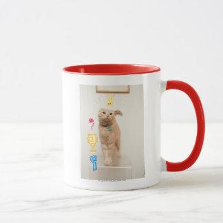 #1 Cat Mug