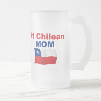 1 Chilean Mom Coffee Mugs
