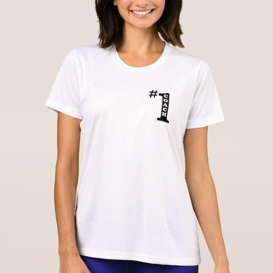 #1 Coach Ladies Sport Shirt