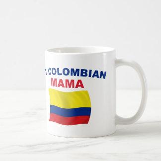 #1 Colombian Mama Coffee Mug