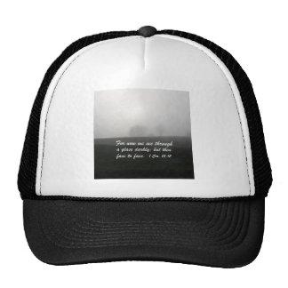 1 Corinthians 13:12 Hat