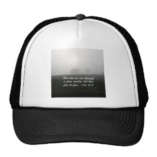 1 Corinthians 13:12 Mesh Hats