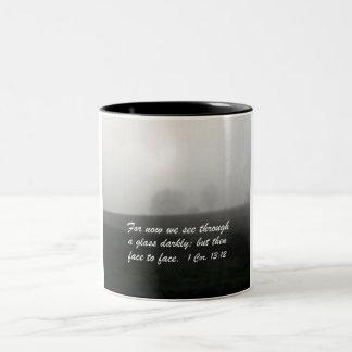 1 Corinthians 13:12 Coffee Mug