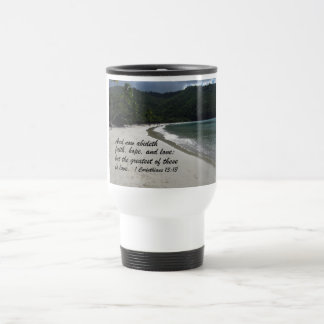 1 Corinthians 13:13 Coffee Mug
