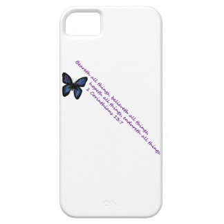 1 Corinthians 13 7 iPhone 5 Cover