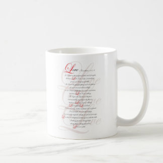 1 Corinthians 13 Mug
