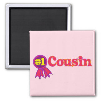 #1 Cousin Magnets