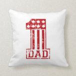 1 Dad Canada Pillows