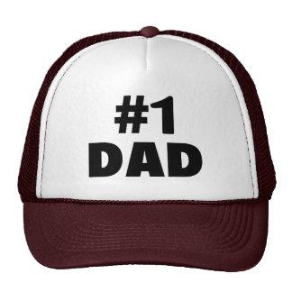 #1 Dad Cap