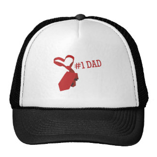#1 Dad Hat