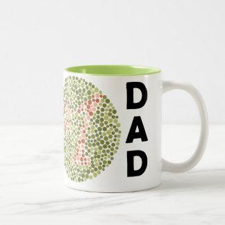 #1 Dad Ishihara Mug