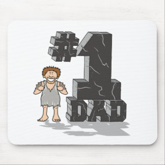 #1 Dad Mouse Pad