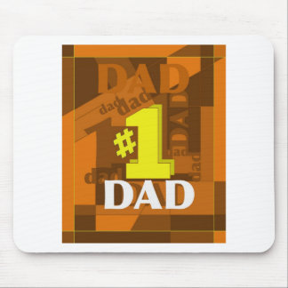 # 1 DAD MOUSEPADS