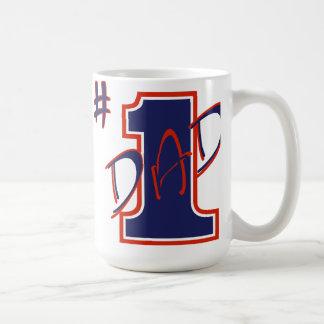 #1 Dad Mugs