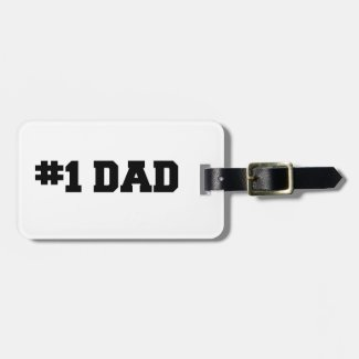 #1 Dad   Number One Dad   Happy Father's Day
