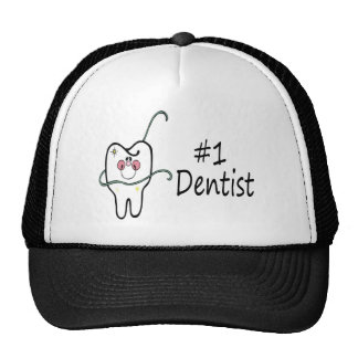 #1 Dentist Cap